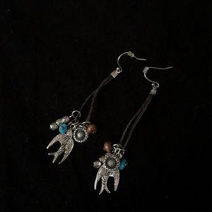 Dangling Boho Earrings